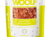 Woolf Snacks Dados De Pollo