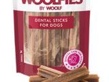 Barritas dentales para perro
